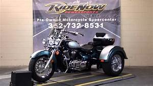 2003 Suzuki Intruder 800 Volusia Trike