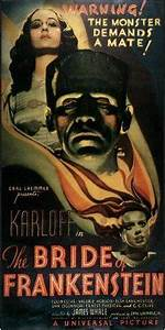 Bride of Frankenstein 1935 poster   Classic-Horror.com