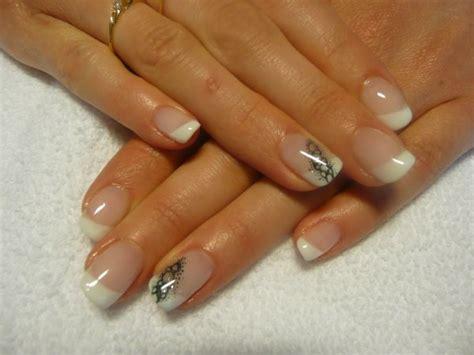 gel bio sur ongles naturels en biais et d 233 co peinture 224 la attitude