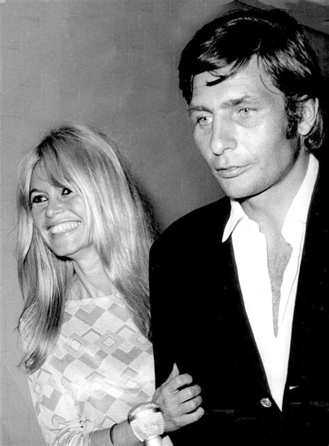 Brigitte Bardot And Gunter Sachs Brigitte Bardot Bardot