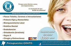 Consultorio dental metepec en METEPEC Teléfono y más info