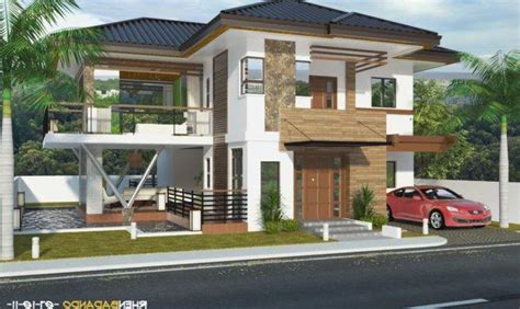 simple rest house design philippines base house plans