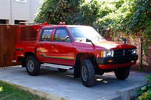 For Sale - 1987 4wd Toyota Hilux