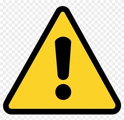Warning Safety Symbol Symbols Caution Signs Clipart