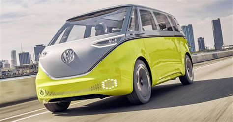 Here's Everything We Know About The New Vw Microbus