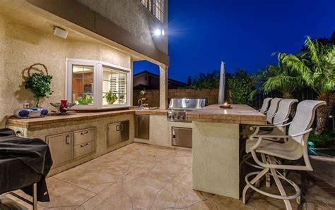 tile outdoor kitchen 37 outdoor kitchen ideas designs picture gallery 2770