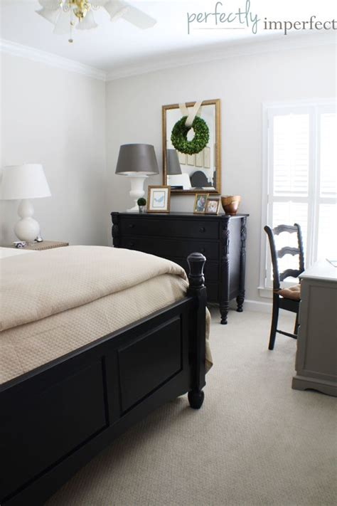 black painted bedroom jenn s bedroom amp a desk makeover painting small house 10867 | 9f388d72896879513e2eed821f91f95f