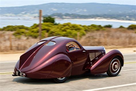 The bugatti type 46 and later type 50 were large enclosed touring cars and along with the type 50b racing version, were all produced in the 1930s. FAB WHEELS DIGEST (F.W.D.): 1931 Bugatti Type 51 Dubos Coupe