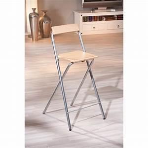Table Haute Pliable : tabouret de bar pliant duros achat vente tabouret de ~ Teatrodelosmanantiales.com Idées de Décoration