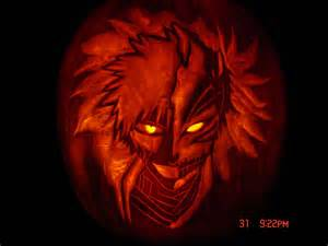 Easy Werewolf Pumpkin Carving Patterns by Ichigo Pumpkin By Hmcdlnny On Deviantart