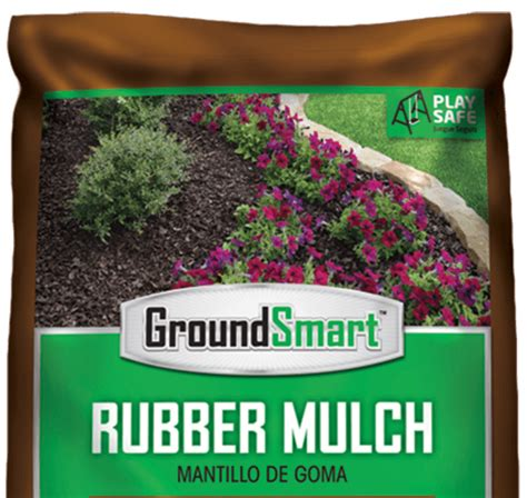 how much rubber mulch do i need order now groundsmart rubber mulch