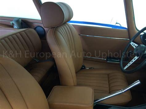 Jaguar E-type Siii 2+2 Tan Interior