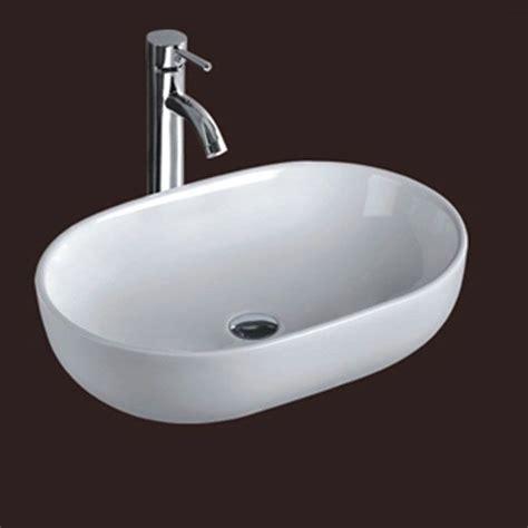 rubinetti alti lavabo appoggio lavabo d appoggio in ceramica opera dimensioni 60x40cm md