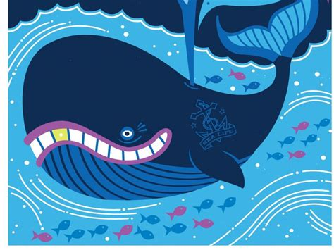 whale   birthday bottom  images geometric