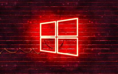 Windows 4k Neon Wallpapers Fondos Desktop Pantalla