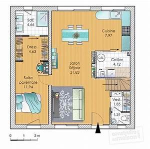 les 25 meilleures idees de la categorie plan maison 100m2 With voir sa maison en 3d 3 les 25 meilleures idees de la categorie plan maison sur