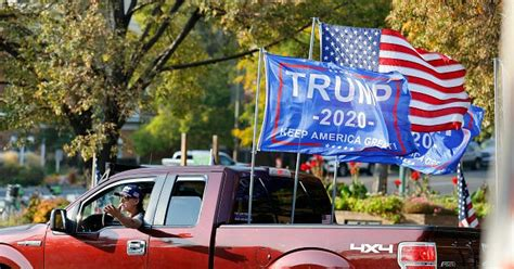 Hundreds of Connecticut Trump Supporters Gather for Parade ...
