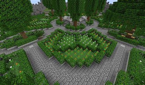 garden  ethrintia french styled plot build