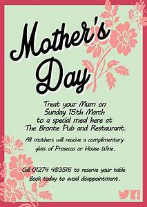 Mother's Day Poster Template Free Design - Free HD Images