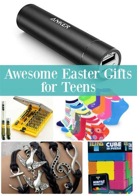 easter basket ideas  teens gifts  teens easter