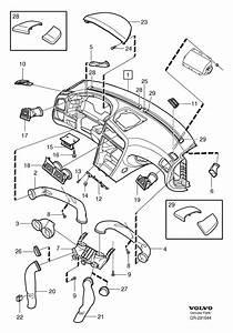 9192794 - Bracket  Dashboard  Body