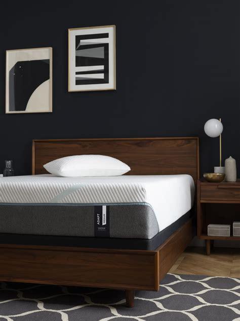 tempur pedic adapt series medium  mattress