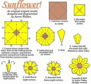 95 Best Origami Flowers Images On Pinterest