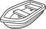 Boat Coloring Pages Row Printable Speed Clipart sketch template