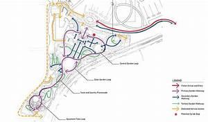 Reiman Garden Circulation Diagram