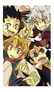 Hunter x Hunter Gon And Killua Knov HD Anime Wallpapers ...