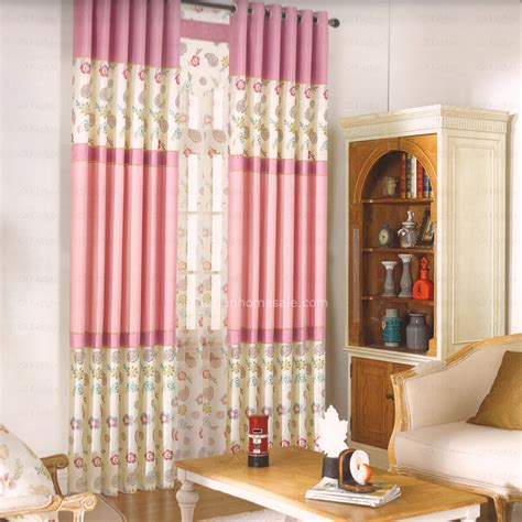pink curtain room darkening and insulated 2016