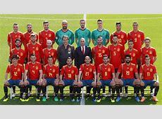 Spain National Team » Squad Friendlies 2018