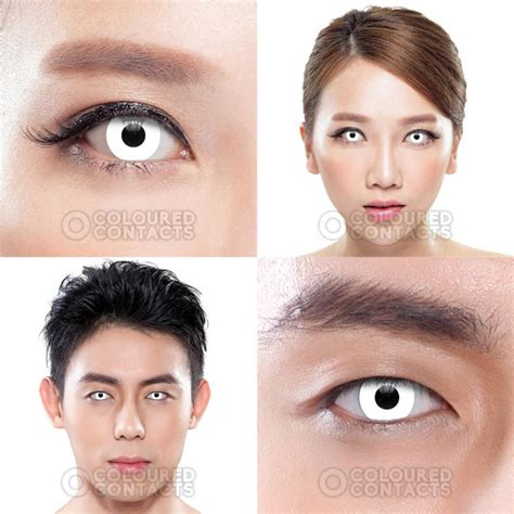 colored contact lenses with prescription white out colored prescription contact lenses all