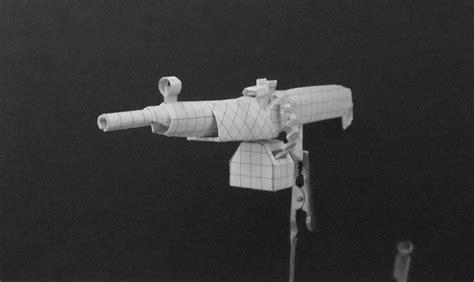 Light Machine Gun By Solidmark On Deviantart