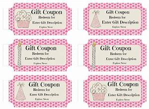 custom gift certificate template gift certificate With personalized coupon book template