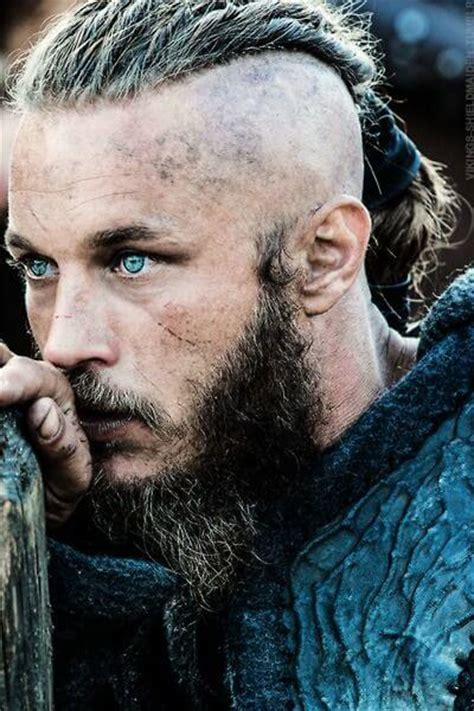 ragnar lothbroks hairstyle  vikings hairstyle  point