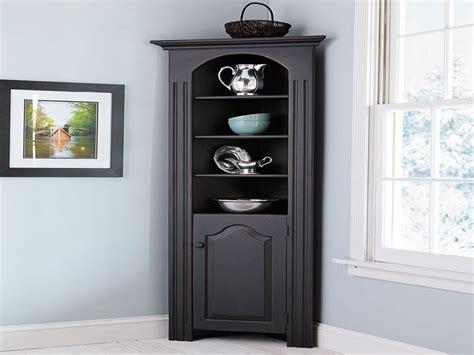 Corner Cabinet For Dining Room, Small Corner Hutch Cabinet