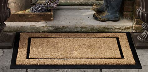 oversized doormat what to look out for before buying a doormat ideas 4 homes