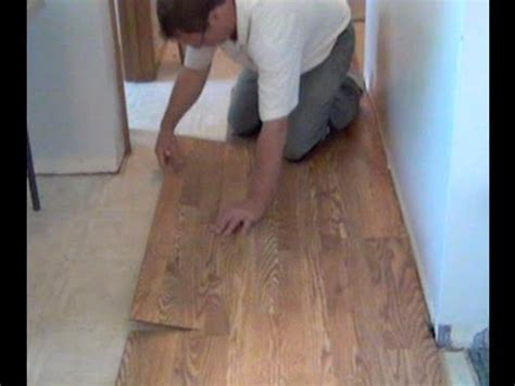 How to Install Laminate Flooring   YouTube