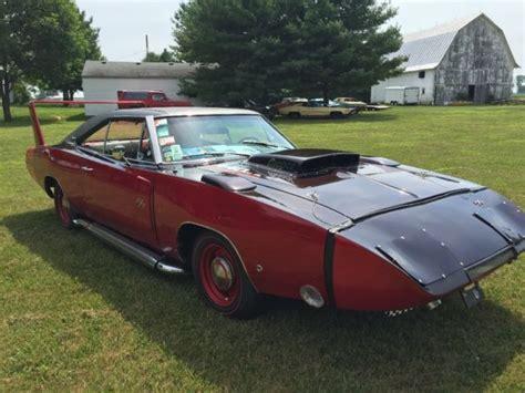 68 Charger 69 Daytona