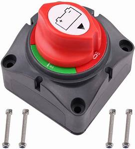 Best Battery Disconnect Switches  Review  U0026 Buying Guide