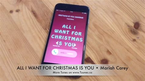 Mariah Carey All I Want For Christmas Is You Tribute