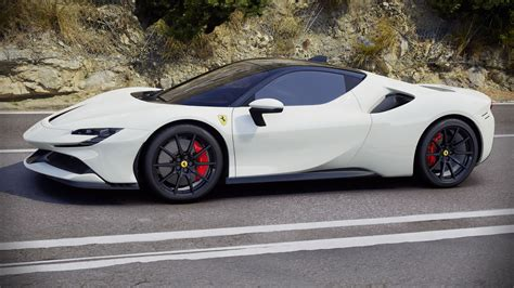 Get the best deal for ferrari men's coats, jackets & vests from the largest online selection at ebay.com. 2020 Ferrari SF90 Stradale White