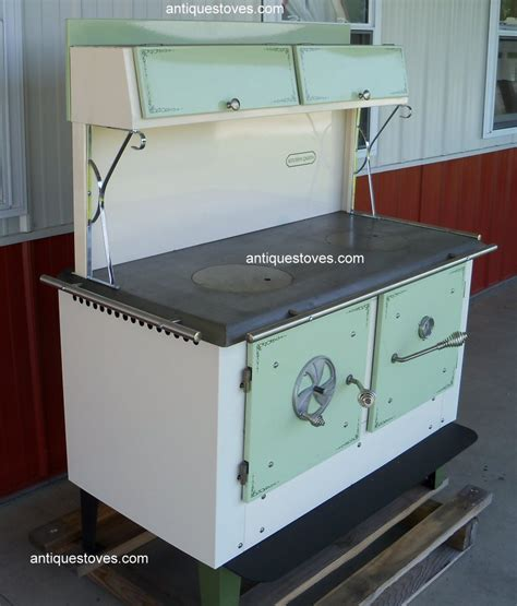 vintage electric stove burners kitchen cookstove