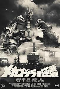 Posters, U2013, Mykaiju, Godzilla