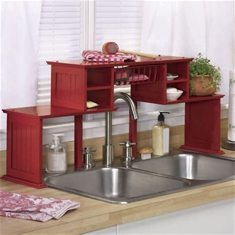 sink shelves kitchen the sink shelf from seventh avenue dw722344 2276