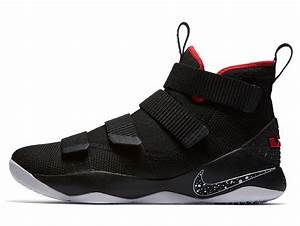 The gallery for --> Lebron Soldier 7 Black And Red