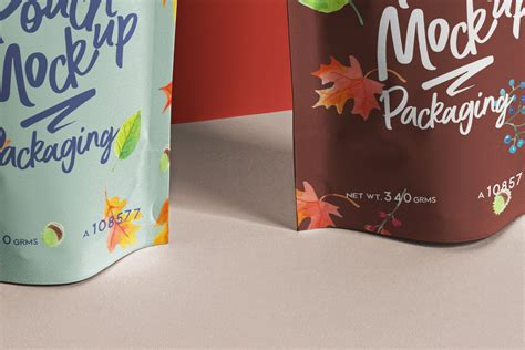 Free mockup stand up pouch helps you to showcase your design. Psd Stand-Up Pouch Packaging Mockup 2 | Psd Mock Up ...