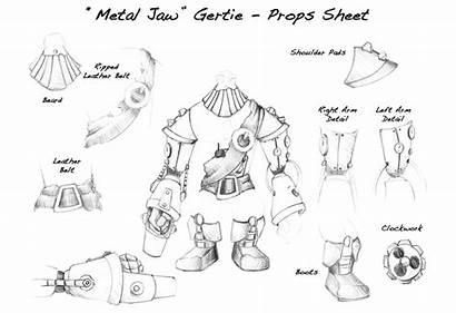 Prop Props Character Sheet Designs Bible Sheets