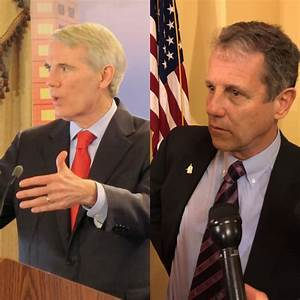 Ohio Sens. Brown and Portman Have Problems with Trump's ...